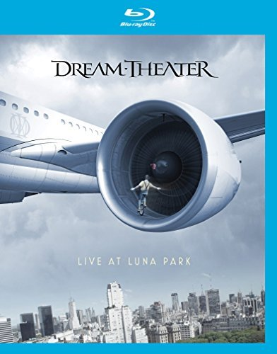 Dream Theater Live At Luna Park Blu Ray 3 CD Incl. Blu Ray