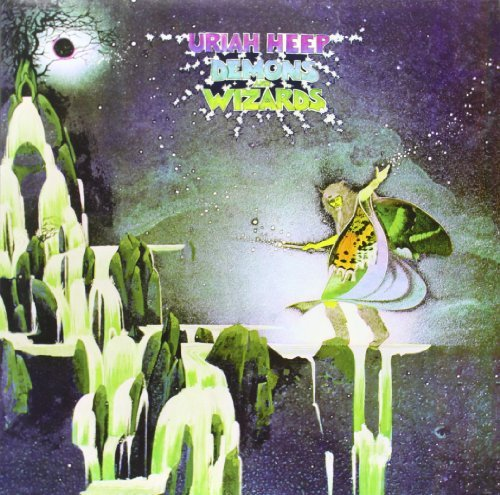 Uriah Heep Demons & Wizards