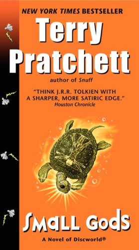 Terry Pratchett Small Gods