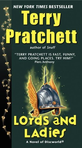 Terry Pratchett Lords And Ladies