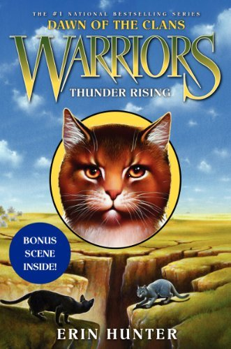 Erin Hunter Warriors Dawn Of The Clans #2 Thunder Rising