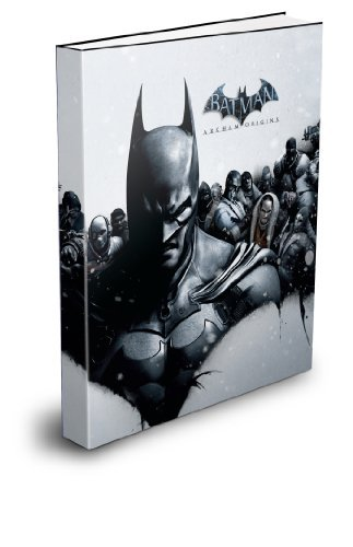 Bradygames Batman Arkham Origins Limited Edition Strategy Guide
