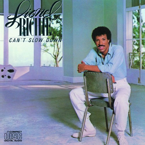 Lionel Richie Can't Slow Down Import Jpn