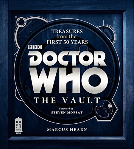 Marcus Hearn Doctor Who The Vault