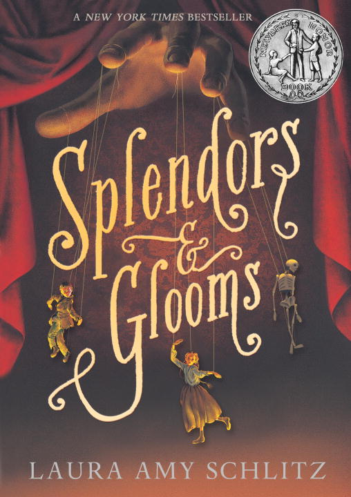 Laura Amy Schlitz Splendors And Glooms