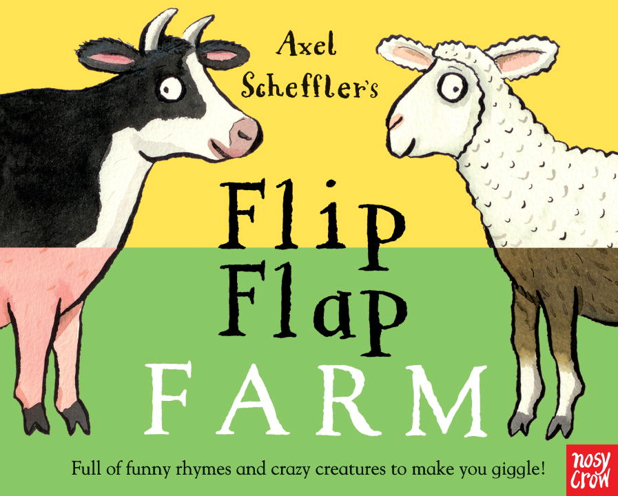 Nosy Crow Flip Flap Farm
