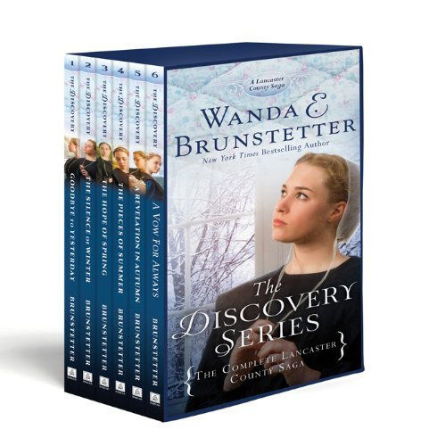 Wanda E. Brunstetter The Discovery Series The Complete Lancaster County Saga