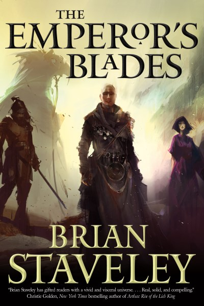 Brian Staveley The Emperor's Blades