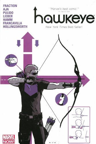 Matt Fraction Hawkeye