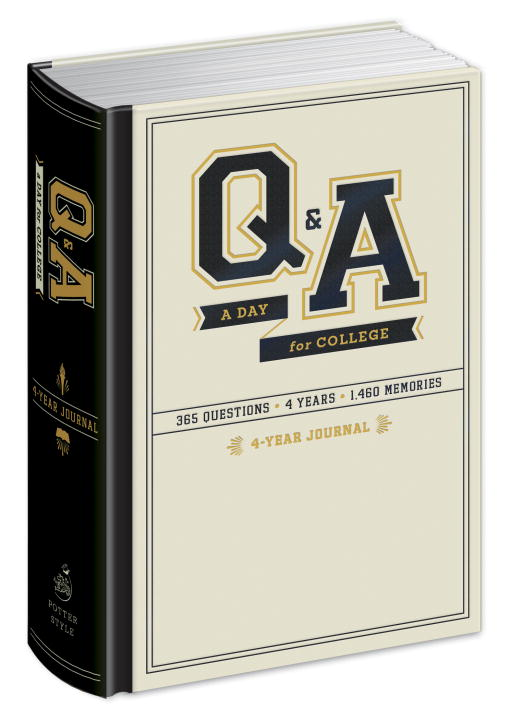 Jenny Kraemer Q&a A Day For College 4 Year Journal