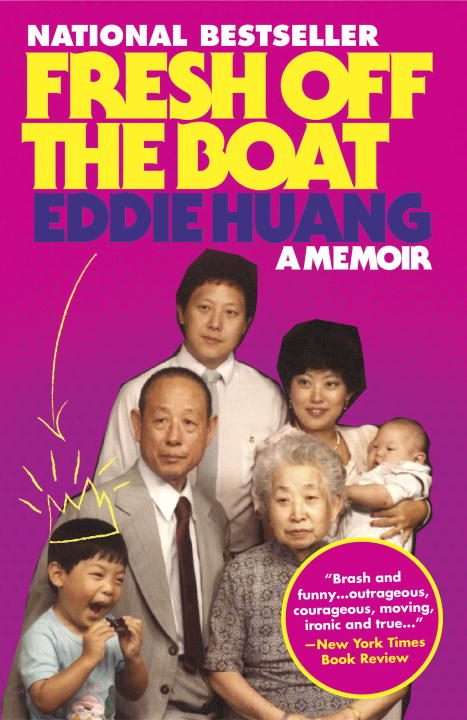 Eddie Huang Fresh Off The Boat