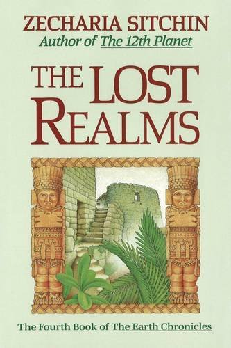 Zecharia Sitchin The Lost Realms (book Iv) Revised