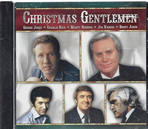 Marty Robbins George Jones Charlie Rich Jim Nabors Christmas Gentlemen