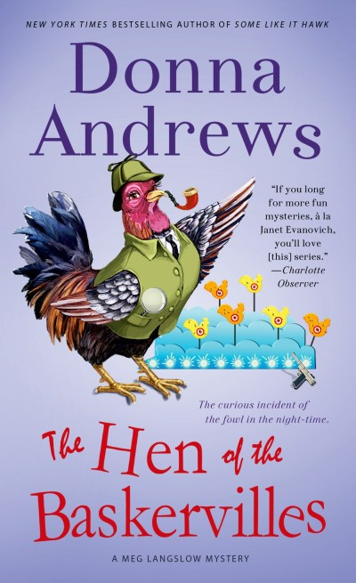Donna Andrews The Hen Of The Baskervilles