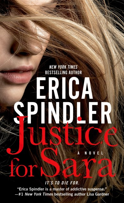 Erica Spindler Justice For Sara