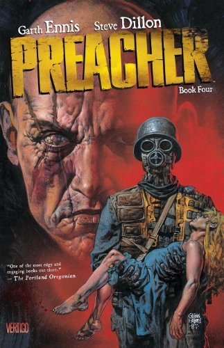 Garth Ennis Preacher Book Four