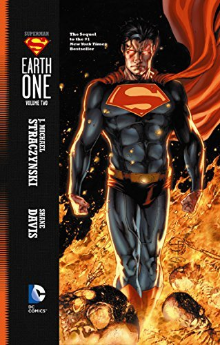 J. Michael Straczynski Superman Earth One Vol. 2