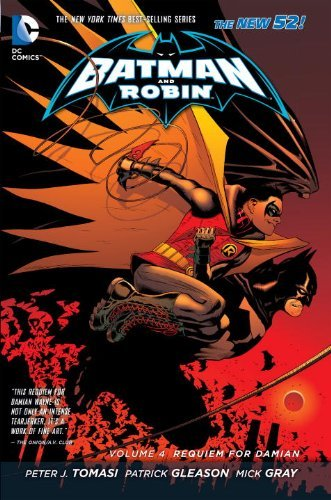 Peter Tomasi Requiem For Damian