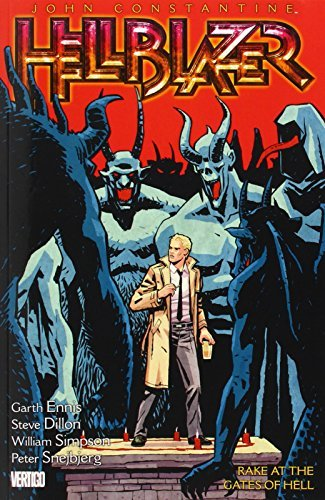 Garth Ennis Rake At The Gates Of Hell