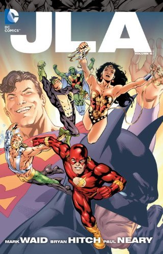 Mark Waid Jla Volume 5