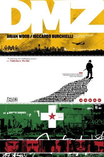 Brian Wood Dmz The Deluxe Edition Book Two