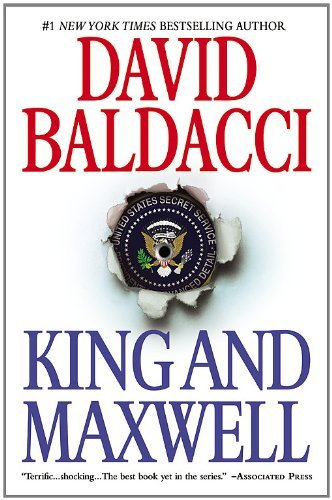 David Baldacci King And Maxwell