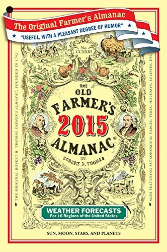 Old Farmer's Almanac The Old Farmer's Almanac 2015