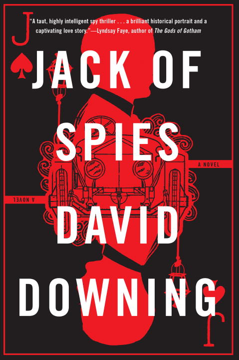 David Downing Jack Of Spies