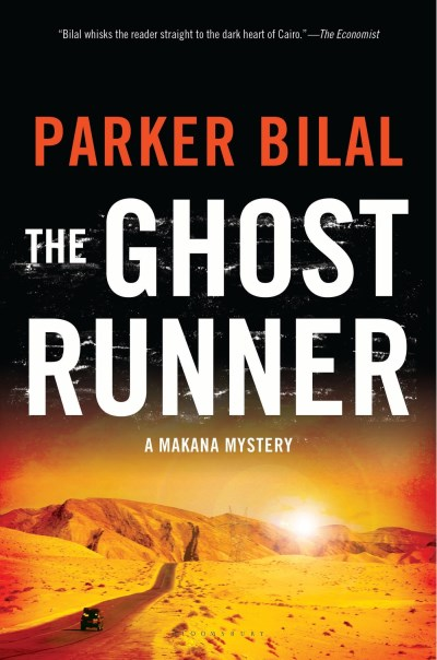 Parker Bilal The Ghost Runner A Makana Investigation