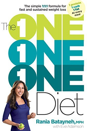 Rania Batayneh The One One One Diet The Simple 1 1 1 Formula For Fast And Sustained W
