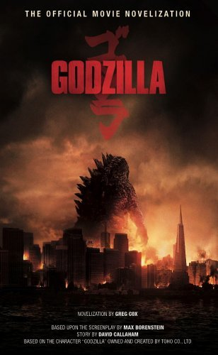 Greg Cox Godzilla The Official Movie Novelization