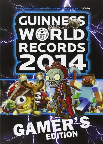 Louise Blain Guinness World Records Gamer's Edition 2014