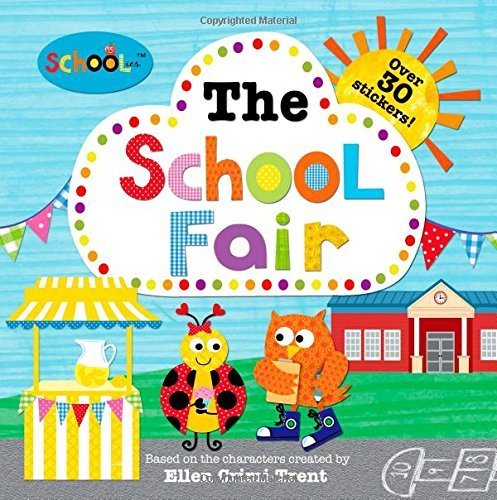 Ellen Crimi Trent The School Fair [with Sticker(s)]