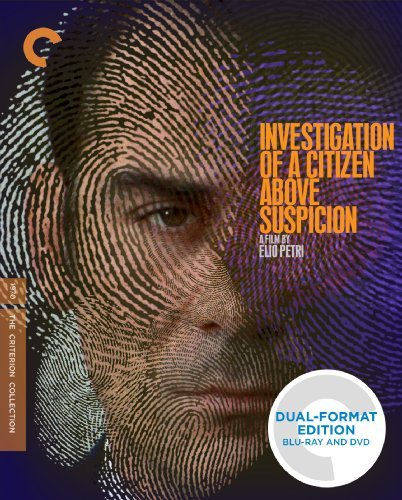 Investigation Of A Citizen Above Suspicion Investigation Of A Citizen Above Suspicion Blu Ray DVD R Ws Criterion Collection