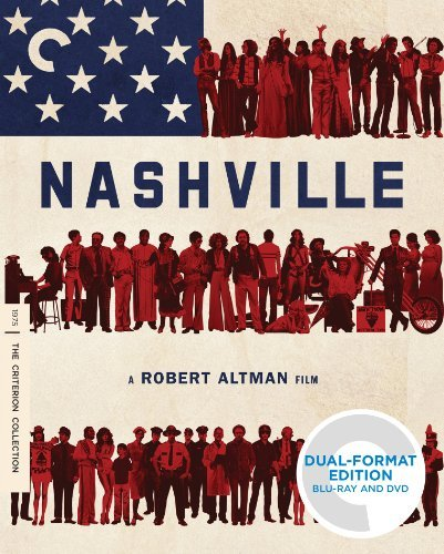 Nashville Nashville Blu Ray DVD R Ws Criterion Collection