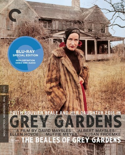 Grey Gardens Grey Gardens Blu Ray Pg Ws Criterion Collection
