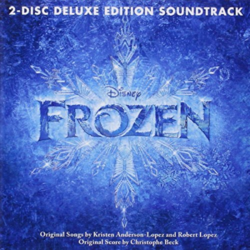Various Artists Frozen Deluxe Ed. 2 CD