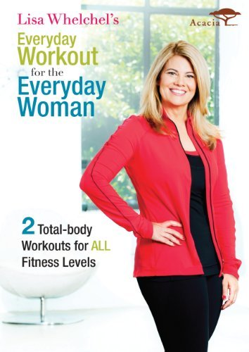 Whelchel Lisa Everyday Workout For The Everyday Woman Ws Nr