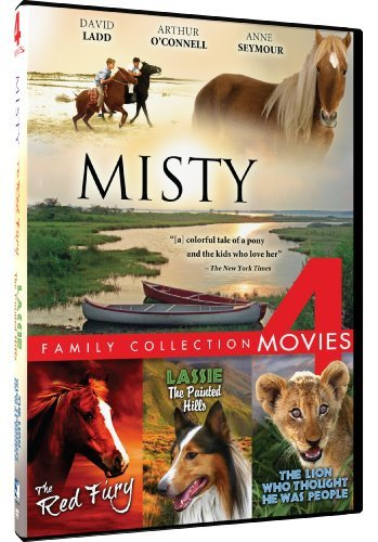 Misty Red Fury Lassie Painted 4 Movie Family Pg