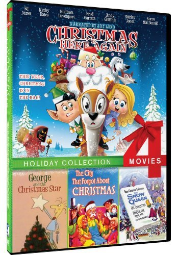 Christmas Is George & City Tha 4 Movie Holiday G