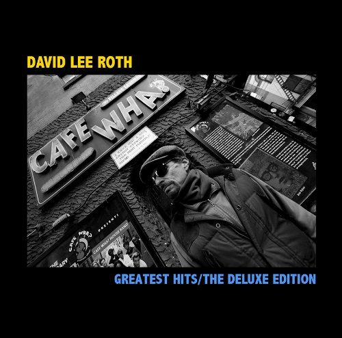 David Lee Roth Greatest Hits The Deluxe Editi Incl. DVD