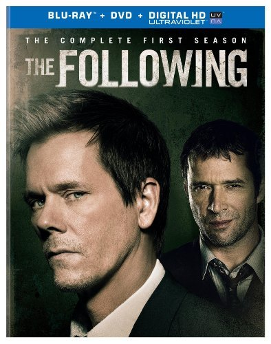 Following Season 1 Blu Ray DVD Season 1