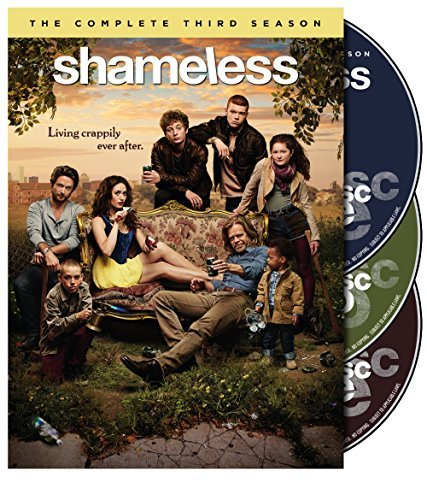 Shameless Season 3 DVD Nr