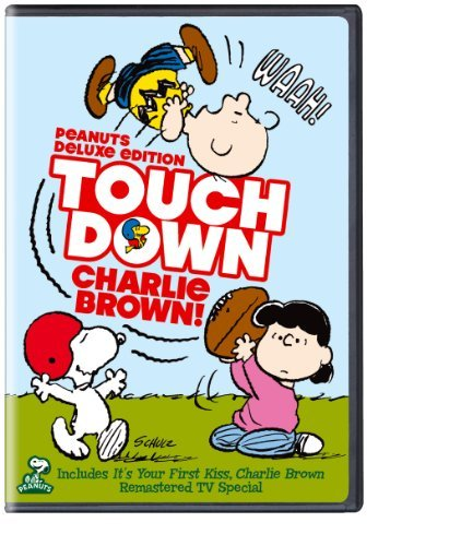 Peanuts Touchdown Charlie Brown DVD Nr