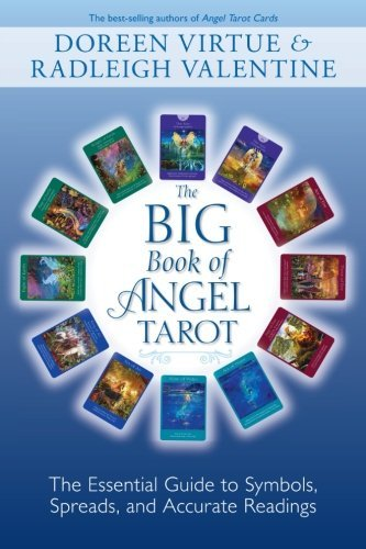 Doreen Virtue The Big Book Of Angel Tarot The Essential Guide To Symbols Spreads And Accu