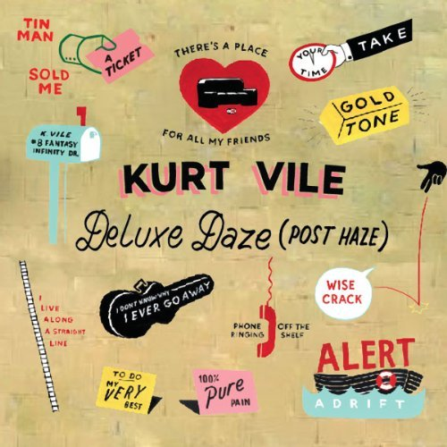 Kurt Vile Wakin On A Pretty Daze Deluxe 2 CD