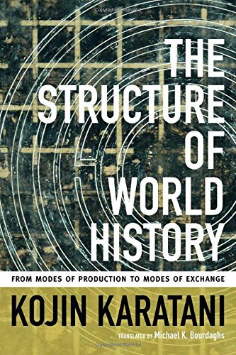 Kojin Karatani The Structure Of World History From Modes Of Production To Modes Of Exchange