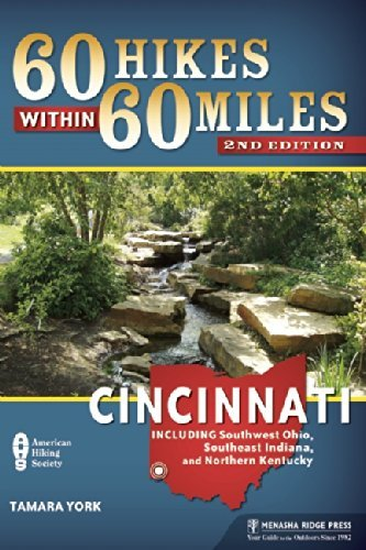 Tammy York 60 Hikes Within 60 Miles Cincinnati Including Clifton Gorge Southeast In 0002 Edition;