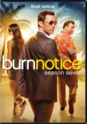 Burn Notice Season 7 DVD