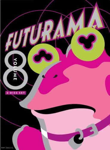 Futurama Volume 8 DVD